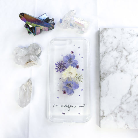 Amethystine Name Phone Case (Pre-Order)