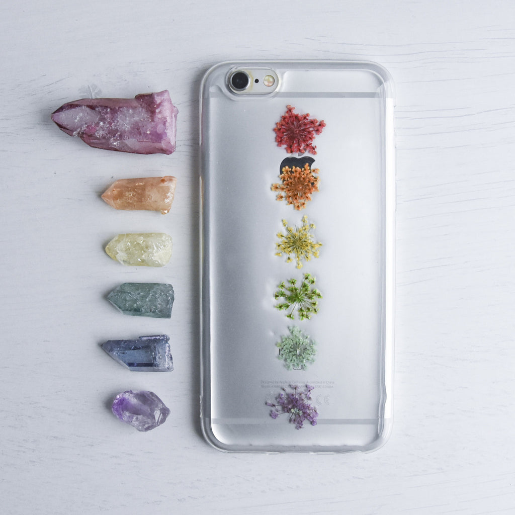 Kaleidoscopic Phone Case