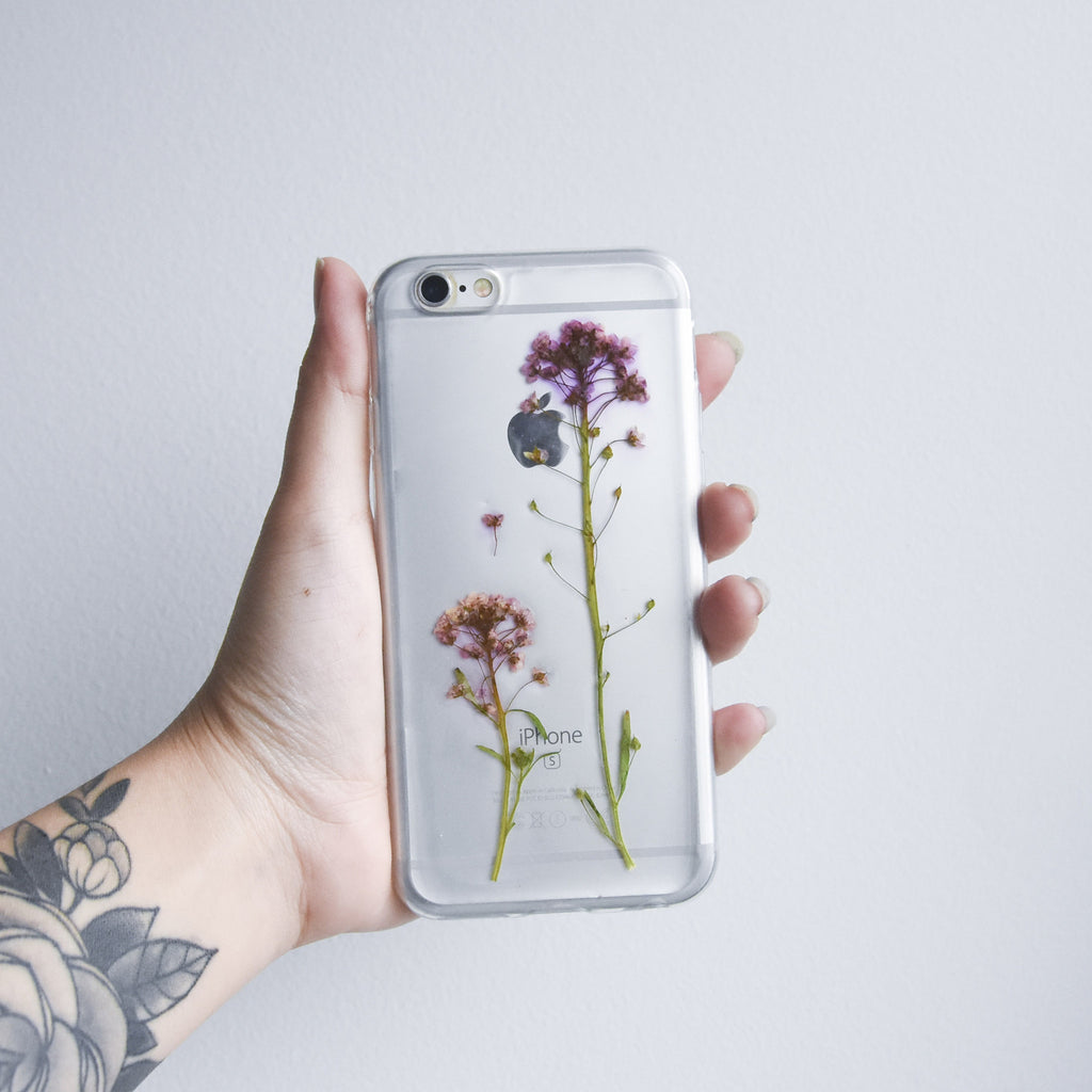 Periwinkle Phone Case
