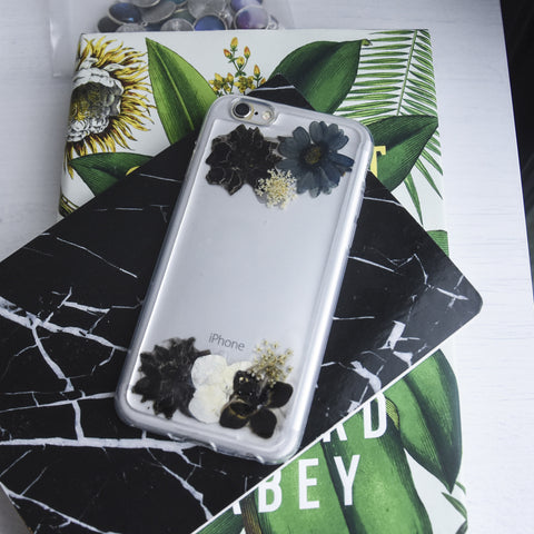 Charcoal Phone Case