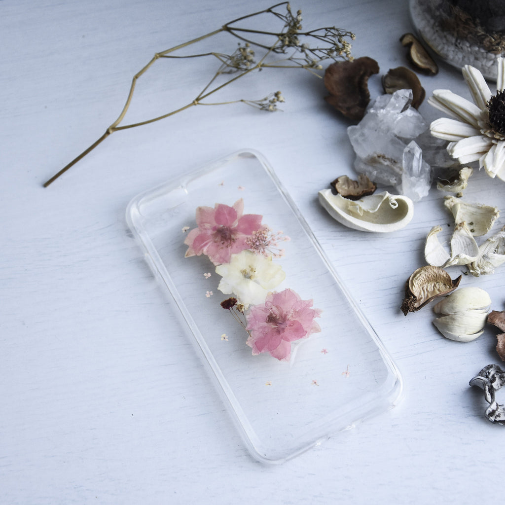 Pearl Blush Phone Case