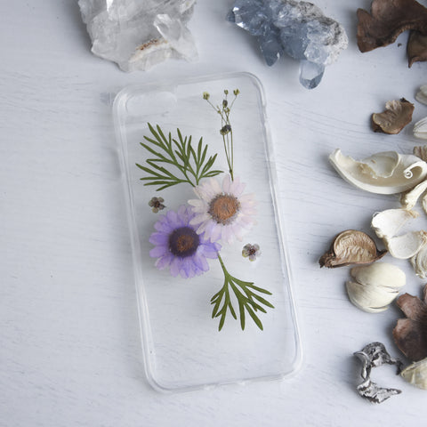 Dusty Lilac Phone Case