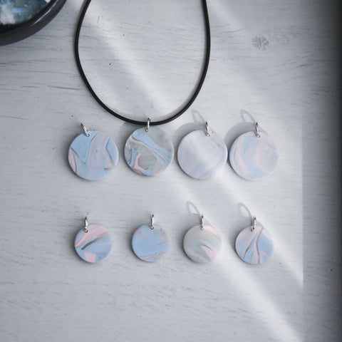Pantone (Light) Necklace