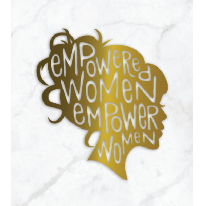 EMPOWERMENT & PAYING IT FORWARD
