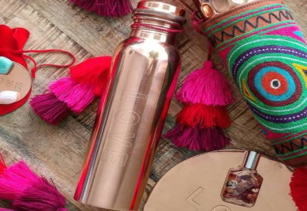 Copper Water Bottles - Treat Yourself To Something Special