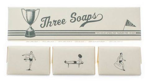 Izola Men's Soap Set