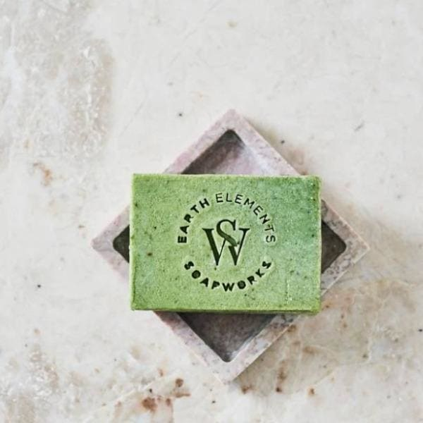 Peppermint+Eucalyptus+Rosemary Soap