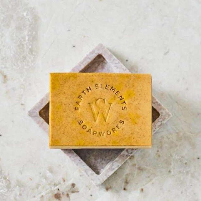 Turmeric + Carrot Soap | Earth Elements