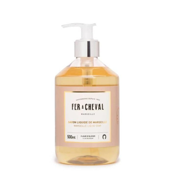 Fer a Cheval Perfume Liquid Hand Soap - Pink Pig