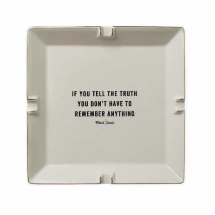 Twain Catch All Tray - Izola - Pink Pig