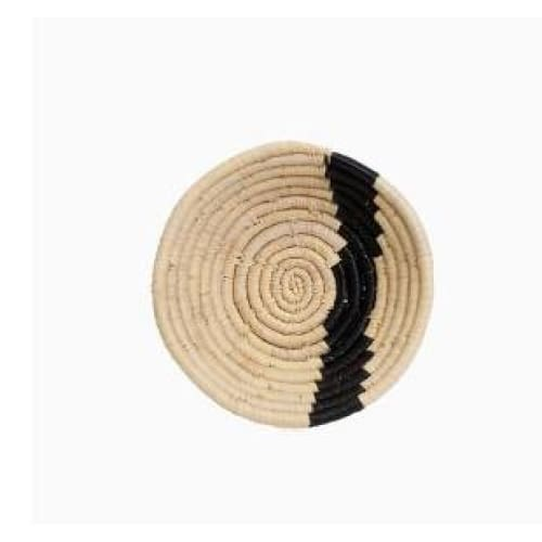 Kazi Goods - Black + Natural Bowl