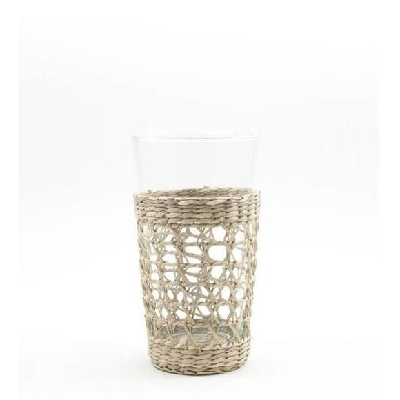 Seagrass Highball Tumbler Set