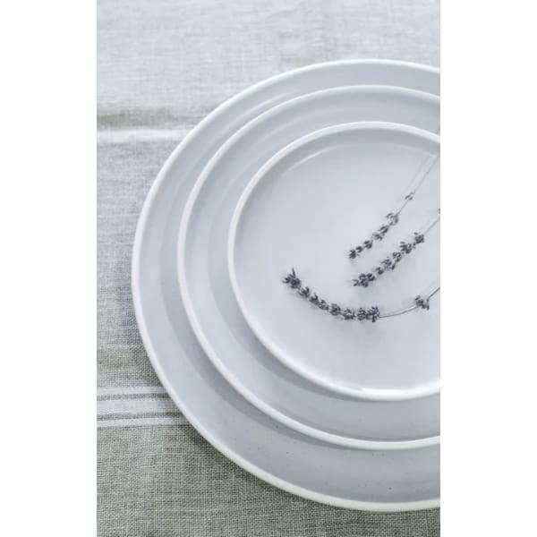 Umbra Dinnerware Dinner Plate Set - Pink Pig