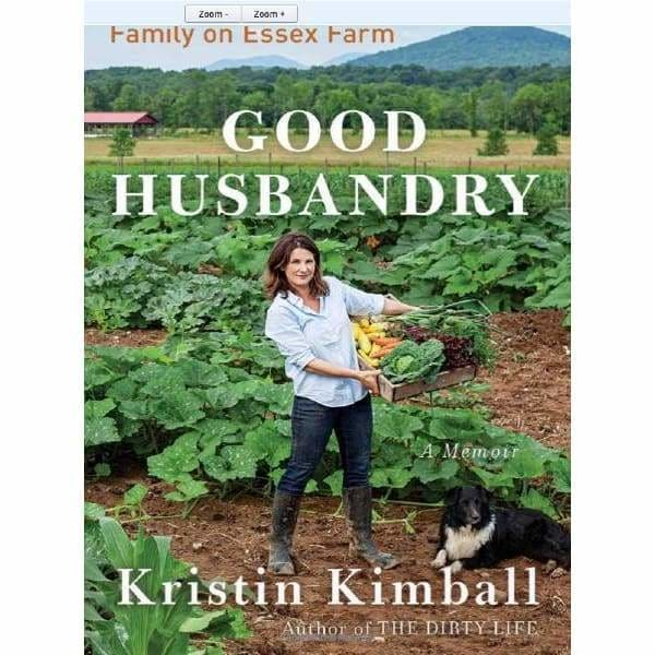Good Husbandry by Kristin Kimball - Pink Pig
