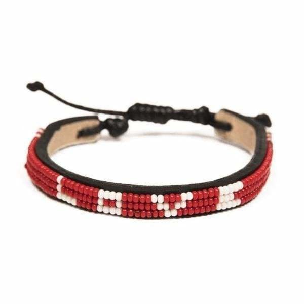 Red Love Is Project Bracelet