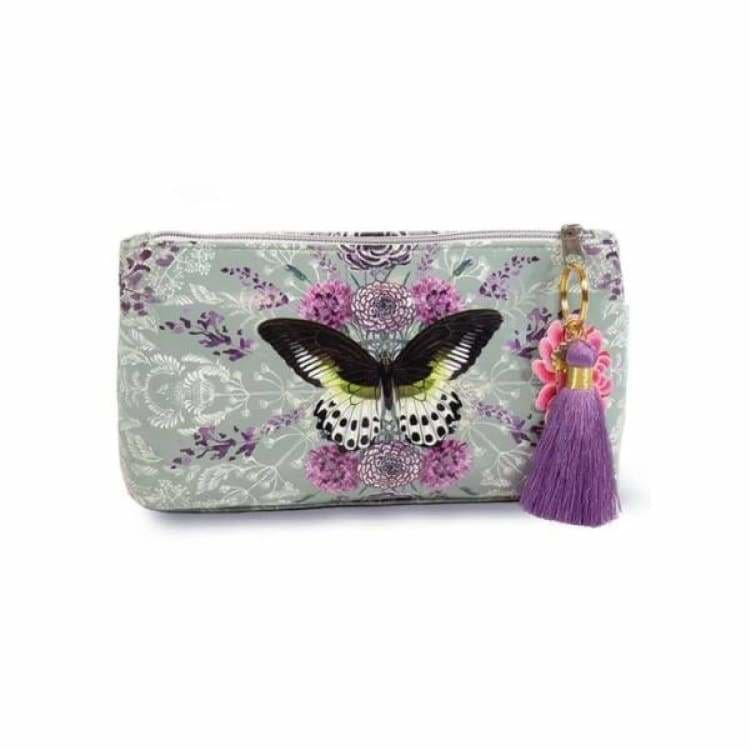 Papaya Art Rare Species Accessory Pouch - Pink Pig