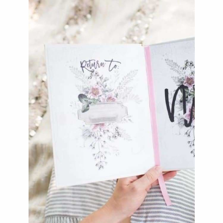 Papaya Art Hellebore Journal - Pink Pig
