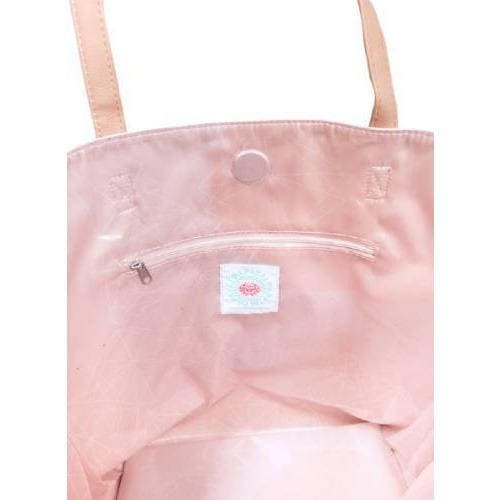 Papaya Art Reflection Tote - Pink Pig