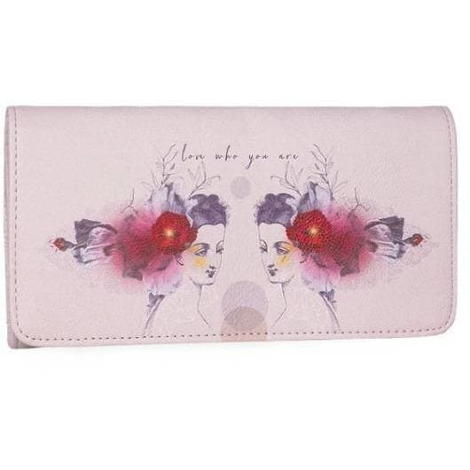 Papaya Art Reflection Wallet