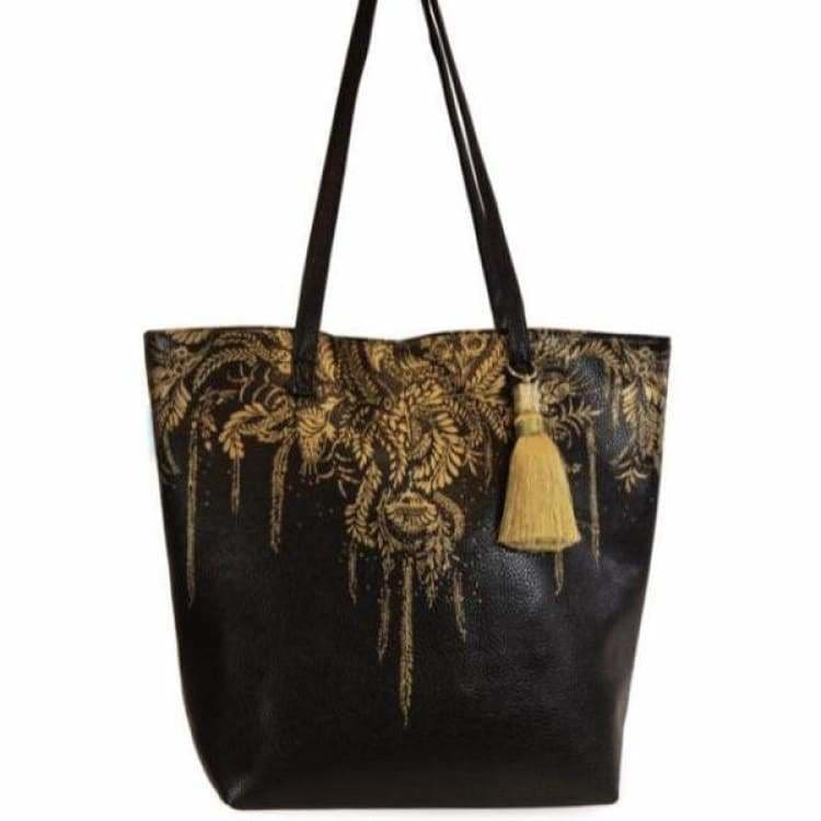 Papaya Art Tree of Life Tote