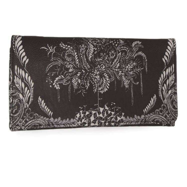 Papaya Art Tree of Life Wallet