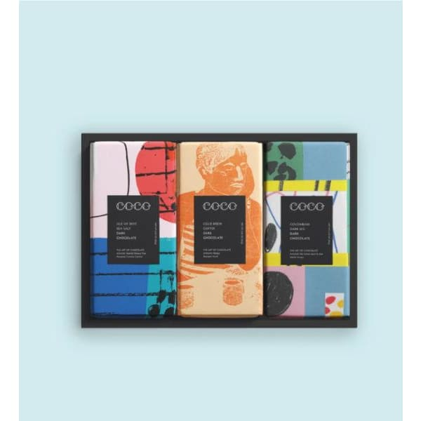 Coco - Three Bar Dark Collection