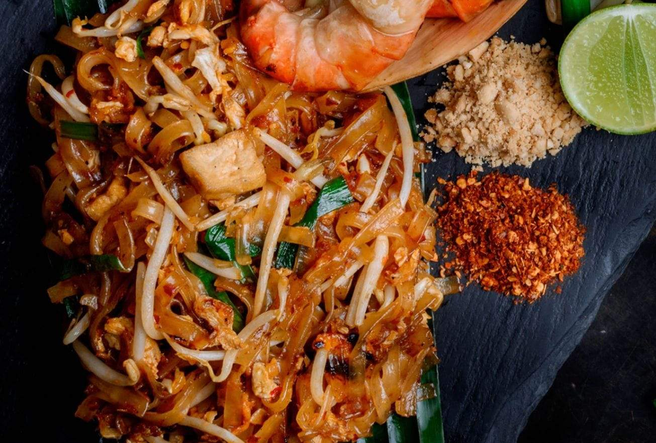 Pad Thai Cooking Kit For Two - Pink Pig