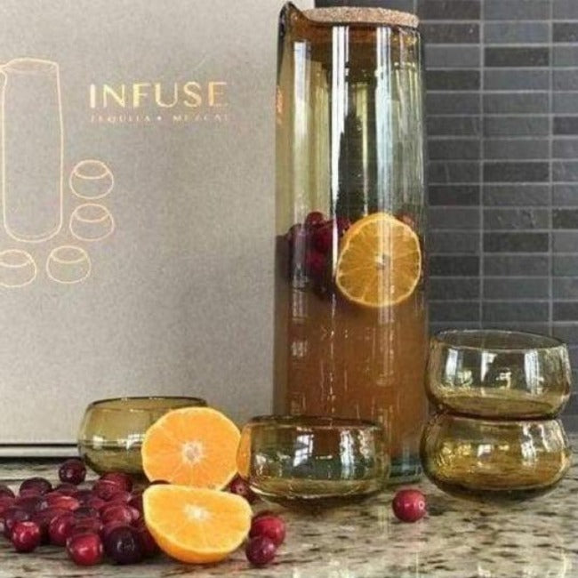 Tequila Tasting + Infusion Kit