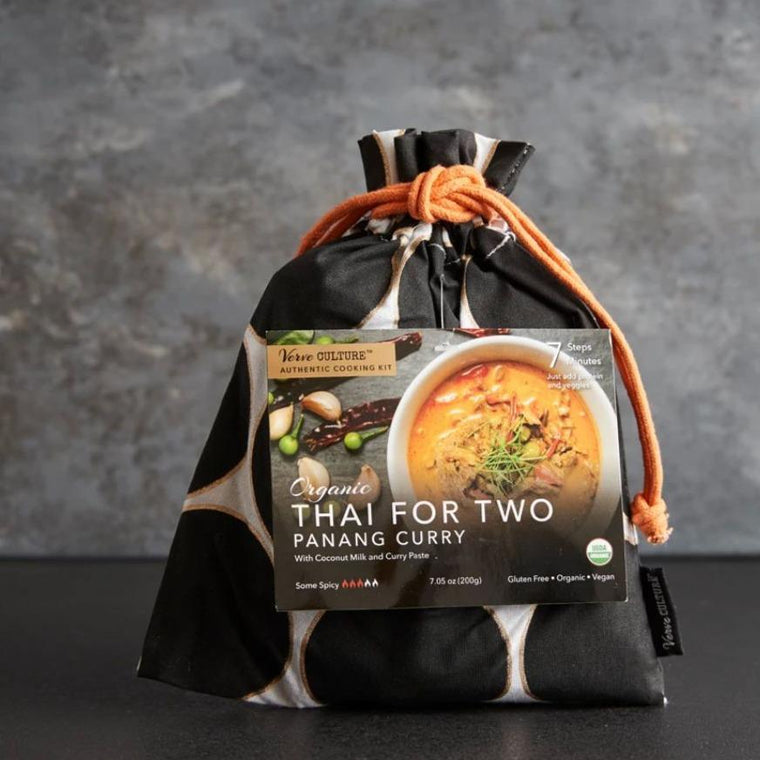 Thai For Two Organic Panang Curry Kit