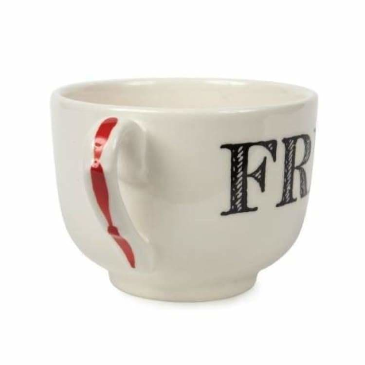 Friend Endearment Grand Cup - Pink Pig
