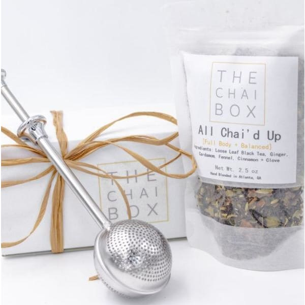 All Chai'd Up Gift Set - Pink Pig