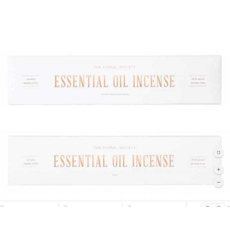 Essential Oil Incense - Pink Pig