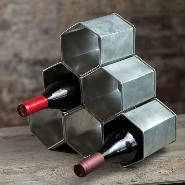 Zinc Bottle Holder