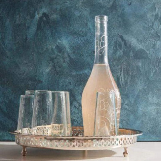 Moroccan Cone Champagne Glasses - Pink Pig