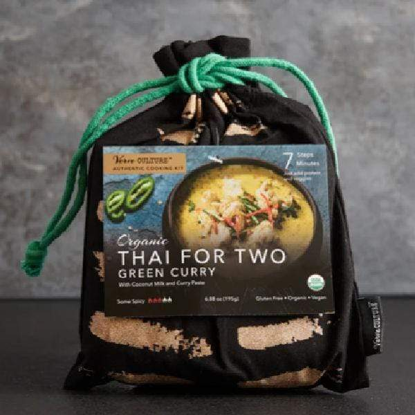 Thai For Two - Organic Green Curry Kit - Pink Pig