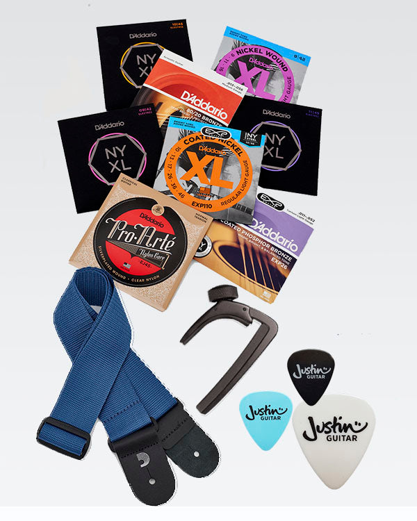 Guitar Strings & Accessories