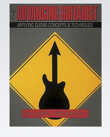 The Advancing Guitarist by Mick Goodrick - The Official Justinguitar Store