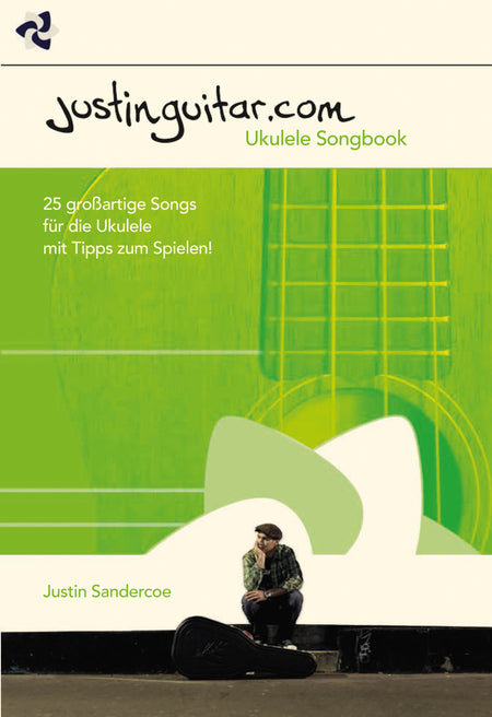 Ukulele Songbook -German Edition - The Official Justinguitar Store