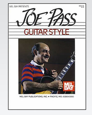 Guitar Style by Joe Pass and Bill Thrasher - The Official Justinguitar Store
