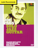 Joe Pass - Solo Jazz Guitar DVD - The Official Justinguitar Store