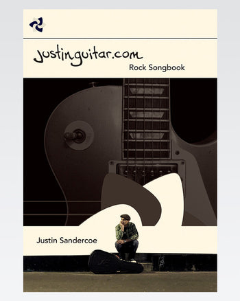 Rock Songbook - The Official Justinguitar Store