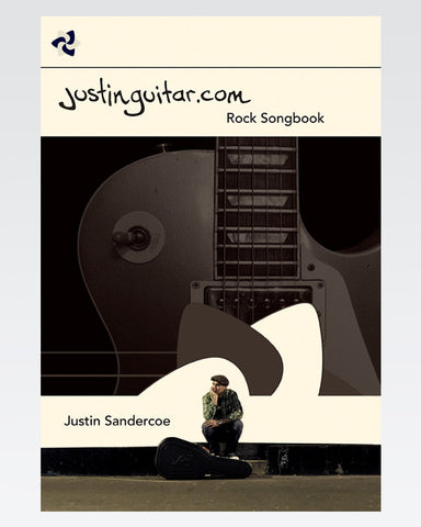 The JustinGuitar Rock Songbook - The Official Justinguitar Store