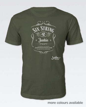 6 String Junkie - The Official Justinguitar Store