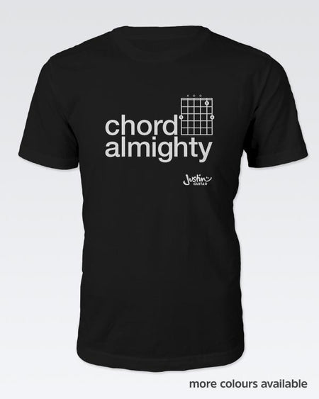 Chord Almighty - The Official Justinguitar Store