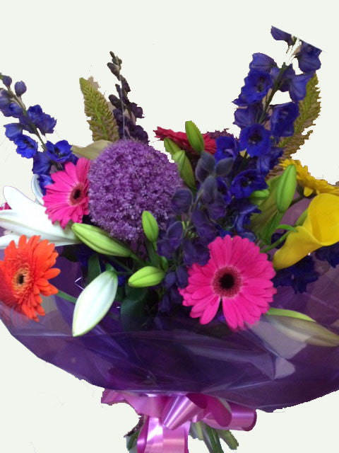 Vibrant Flowers Bouquet