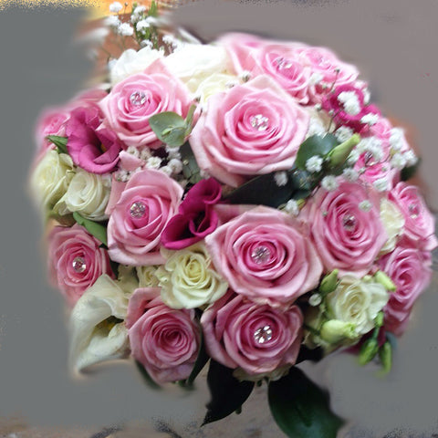 Rose Bouquet Pink
