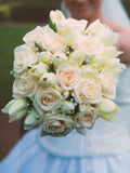 Bridal Bouquets - Alan Brown Flowers Leeds