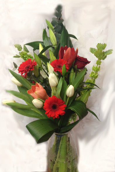 Valentine Bouquet - Alan Brown Flowers