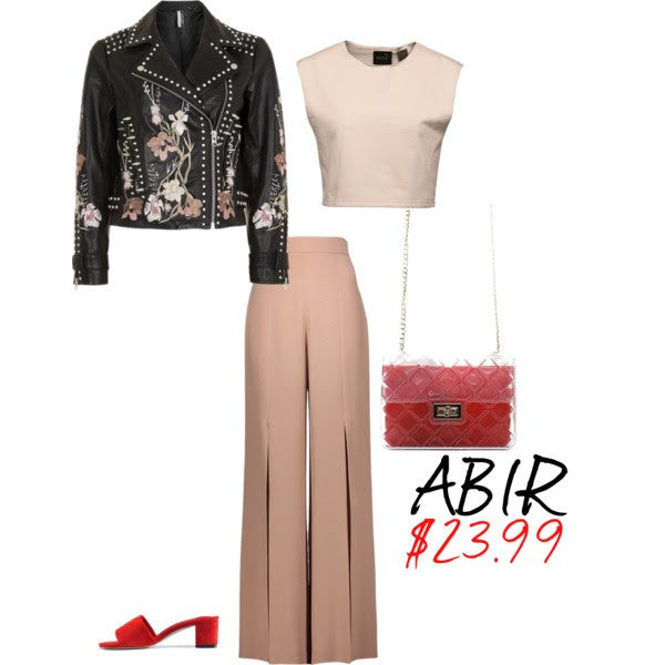 Transition from Summer to Fall with the ABIR bag!