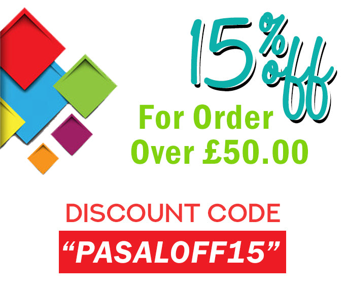15% off on shopping    discount offer